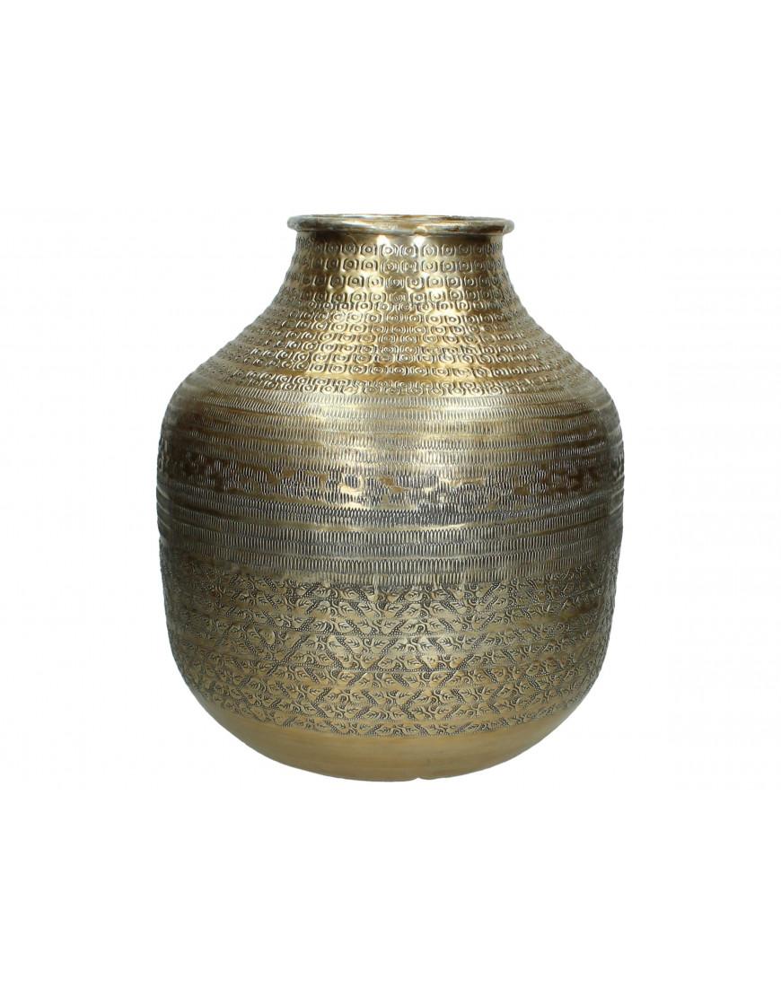 Vase Gold 39